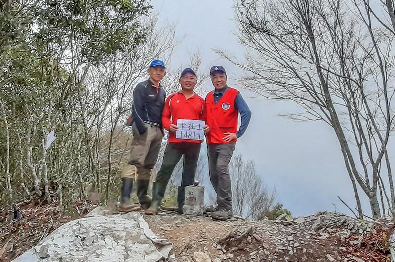 卡社山山頂 (3)