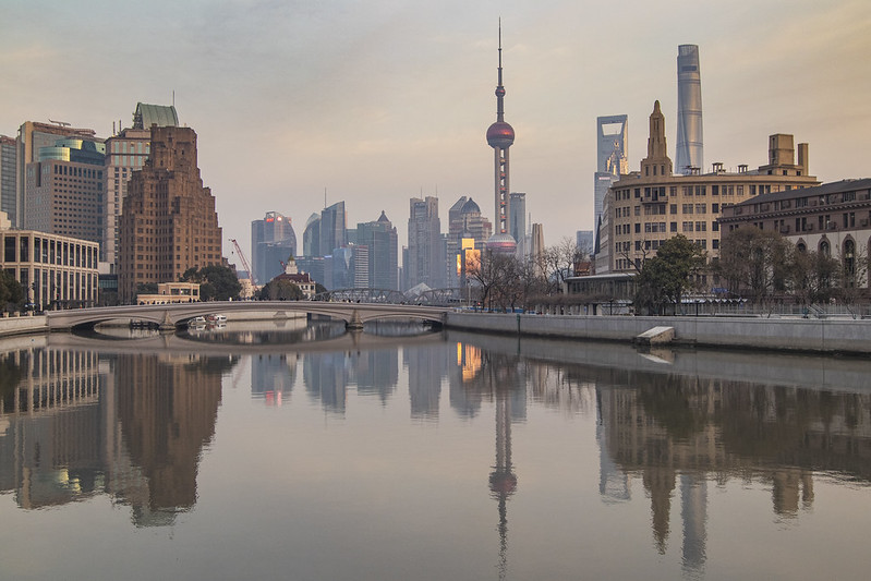 Dreamy Shanghai