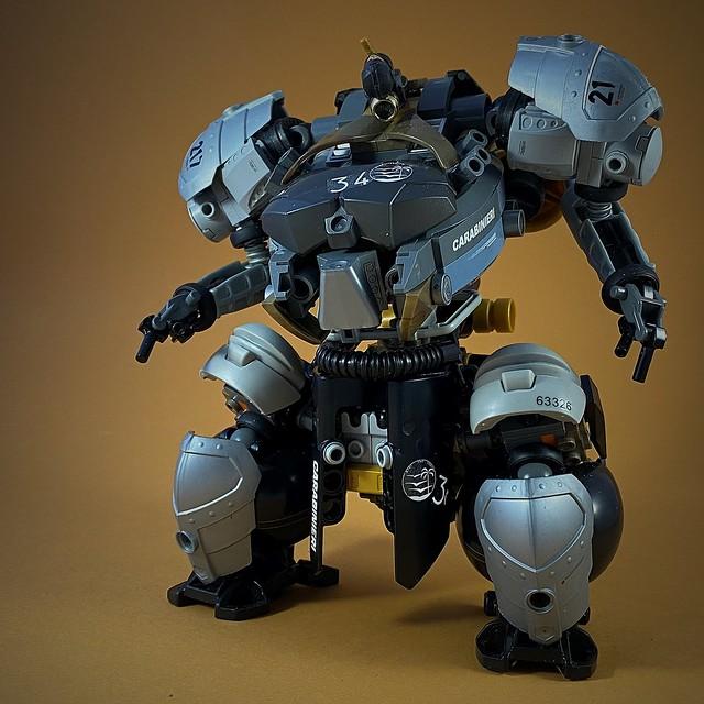 Big-0 Heavy Mech