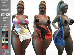 Kiki Outfit _ Dress & Panties _ [ INITHIUM ] KUPRA