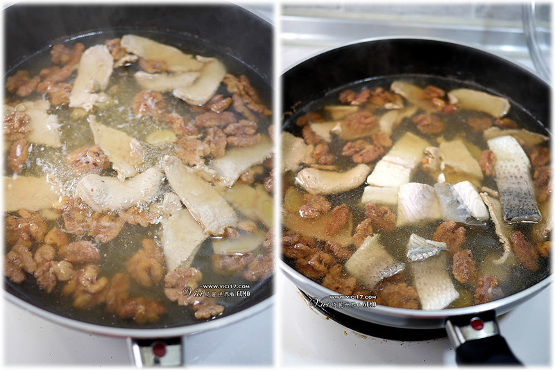 核桃魚片瘦肉湯904