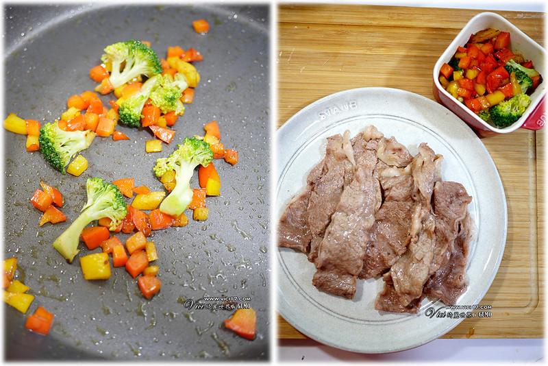 牛小排青醬焗飯902