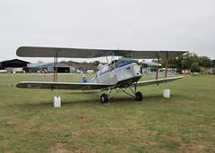 Thruxton Jackeroo G-AIOR on display at Headcorn Aerodrome, Kent on 27.09.20