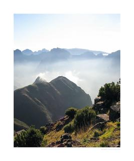 The view from Paul da Serra
