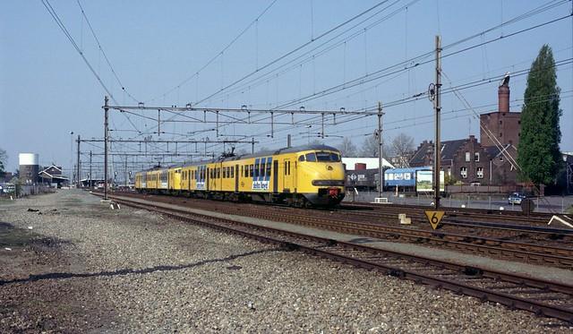Roermond, stoptrein