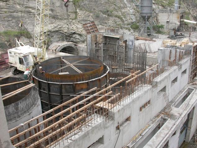 ВСЯ ЭНЕРГЕТИКА РОССИИ / Гунибская ГЭС ЭНЕРГЕТИКА,Республика Дагестан,РусГидро,ГЭС,Гунибская ГЭС