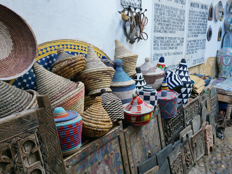 Fes Medina arts
