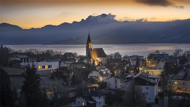 _DSC31041 Weyregg Village at the Lake Atter / Upper-Austria