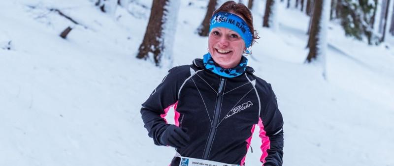 Zimní Blaník se uskuteční na trati závodu ve virtuální formě