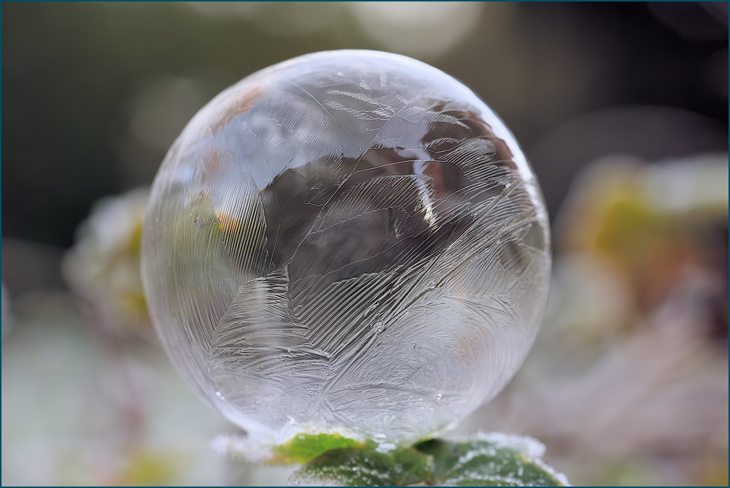 Another Ice Bubble