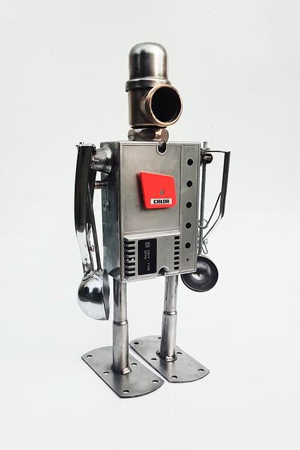 Robot calor
