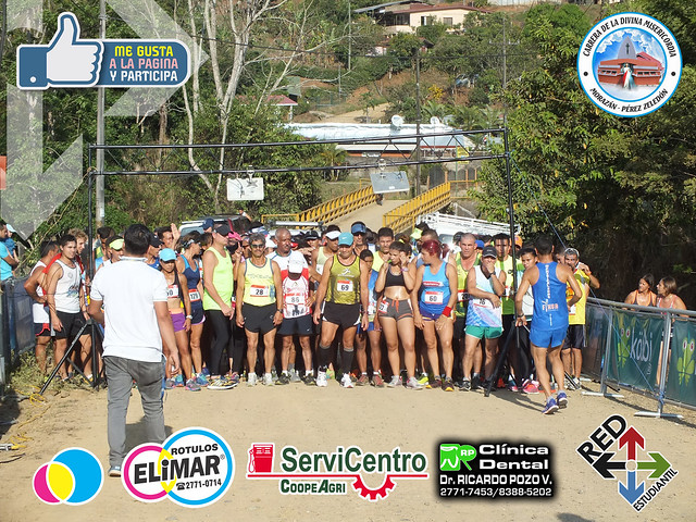 Carrera Divina Misericordia 2016