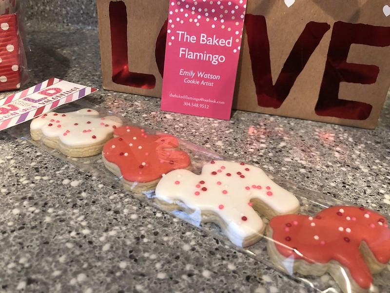 Baked Flamingo