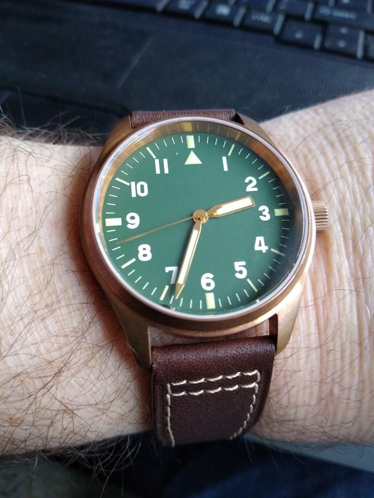 San Martin Watch