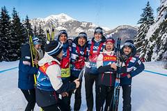 Tour de Ski: Razýmová si vynikajícím výkonem na sjezdovce dojela pro 6. místo v etapě. Celkově je desátá!