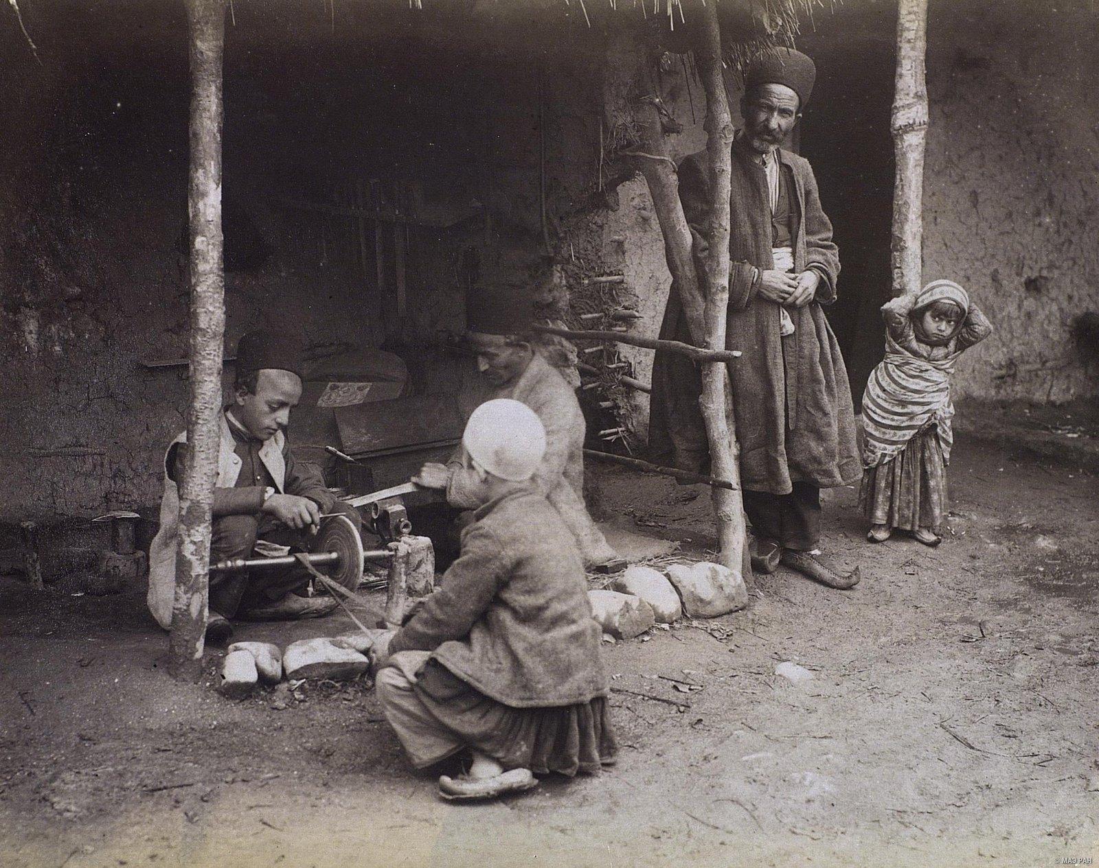Кузнечно-слесарная мастерская