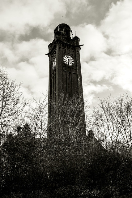 Stobhill Clock Tower (221-0001)