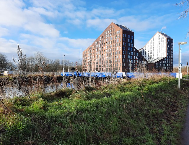 20210109 01 Groningen - Jaagpad - De Woldring Locatie
