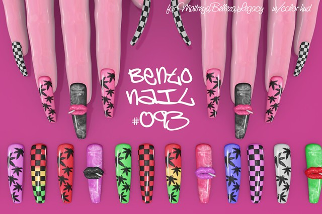 BENTO NAIL #093