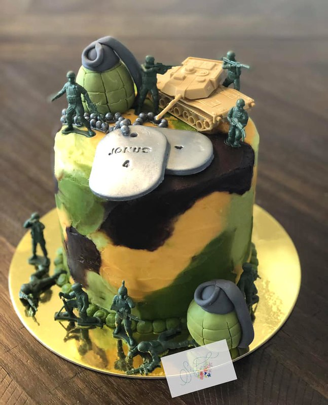 Cake by Sifted Home Bakery, LLC