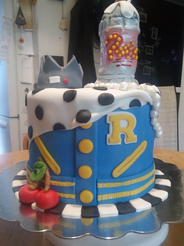 Cake by Terri's Cakes & More