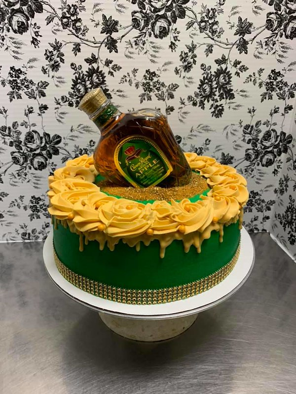 Cake by Mares Bakery