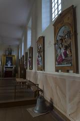 Subates Romas katoļu baznīcas interjers, 20.04.2019.