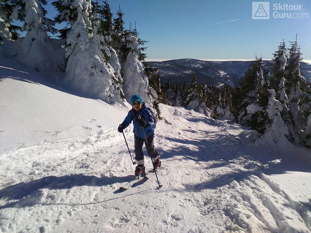 Králický Sněžník - údolím Moravy Jeseníky - Králický Sněžník Tschechien foto 11