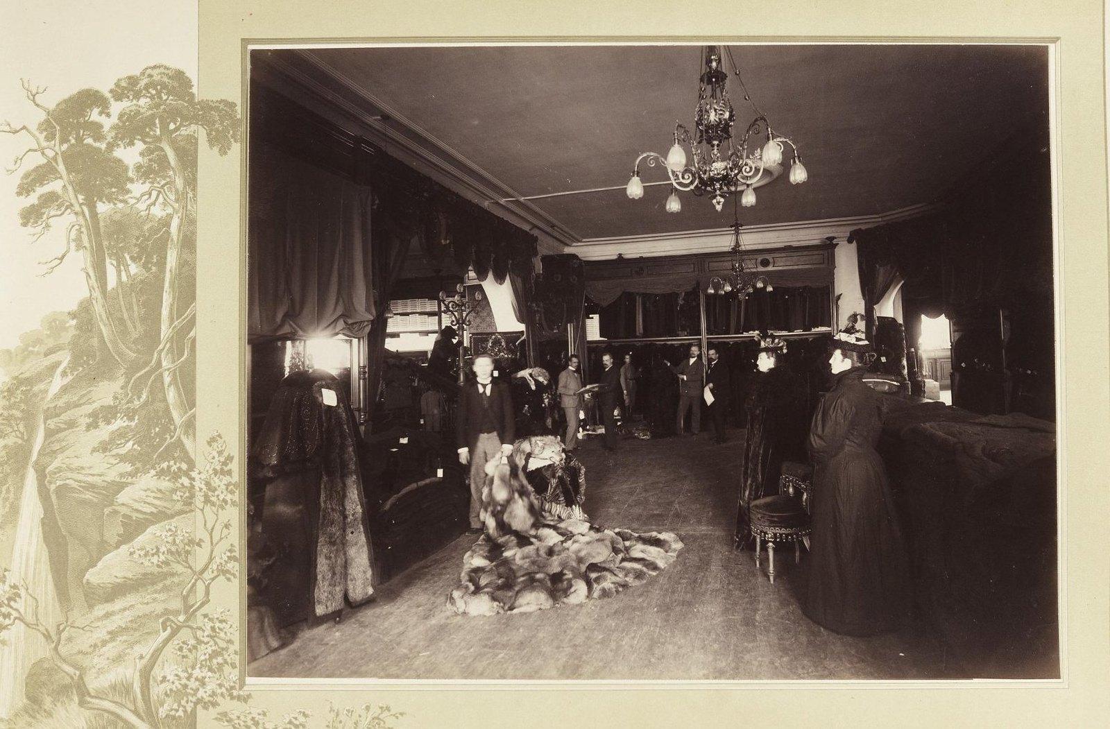08. Отделение дамского готового платья