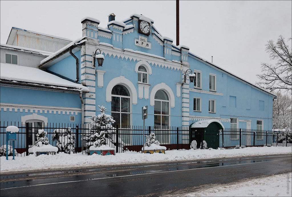 Покрашево, Беларусь