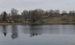 Skats pār Lielo Subates ezeru, 20.04.2019.