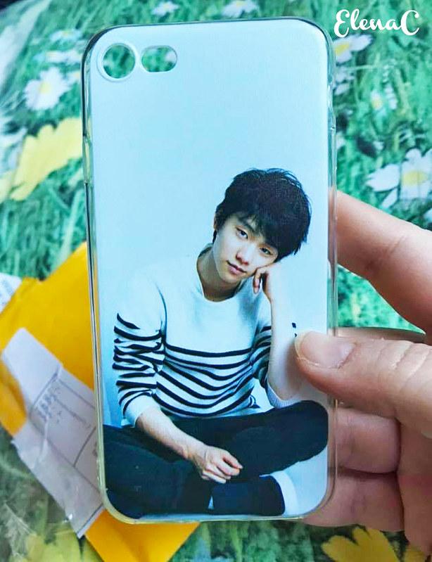 Yuzuru Hanyu iPhone Cover