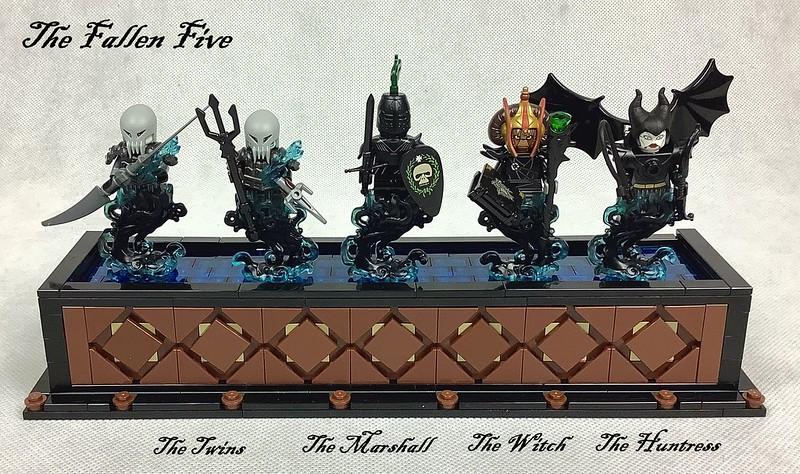 The Fallen Five