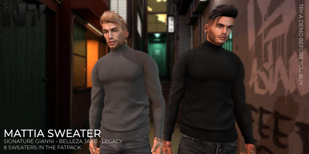 NERO – MATTIE SWEATER – FLICKR