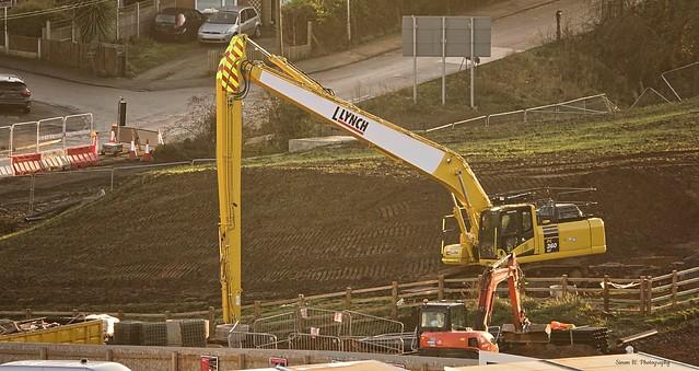 Gedling Construction Works [01]. Jan 2020