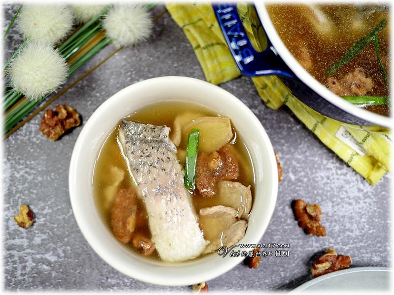 核桃魚片瘦肉湯094