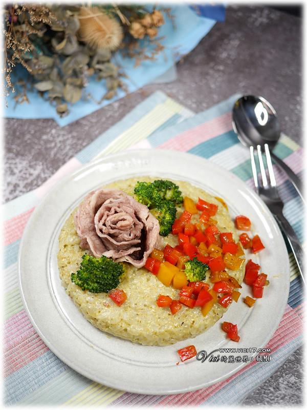 牛小排青醬焗飯091