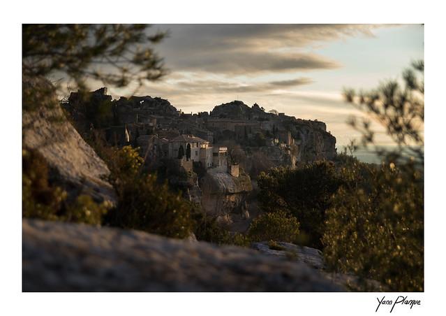 Balade dans les Alpilles... les Baux-de-Provence