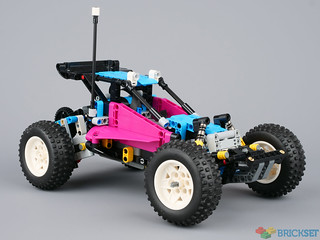 Review: 42124 Off-Road Buggy