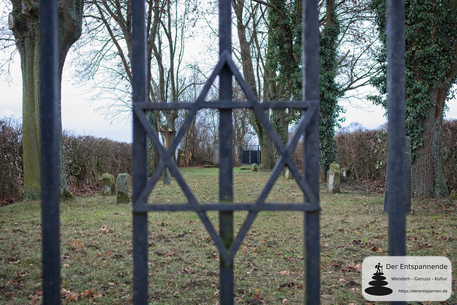 Jüdischer Friedhof Hahnheim, Rheinhessen