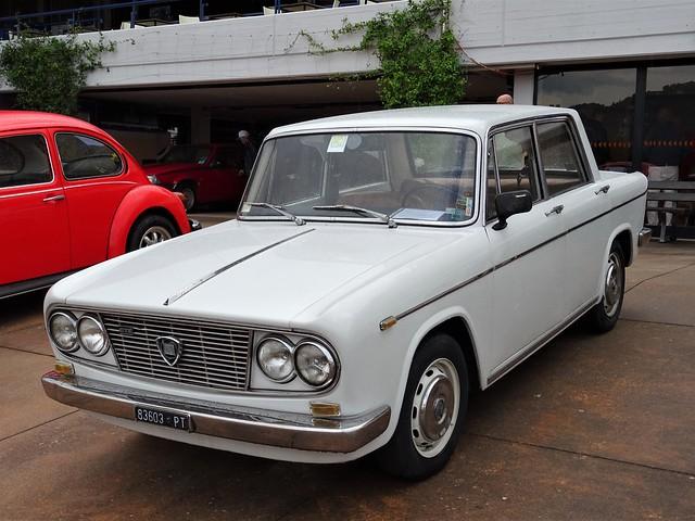 1969 Lancia Fulvia GTE