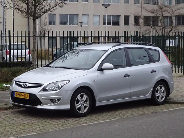 2012 Hyundai i30 CW