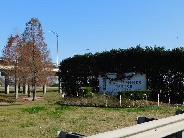 Welcome to Plaquemines Parish