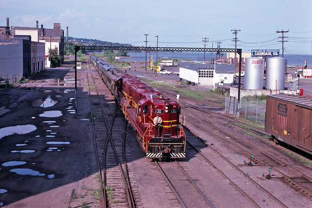 Duluth back in the day