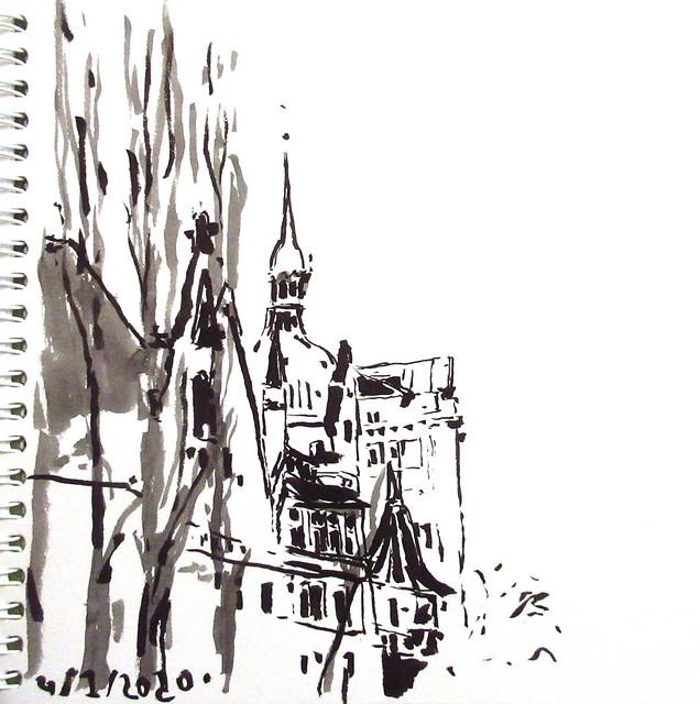 quai Lezay-Marnesia Strasbourg 4-1-2021
