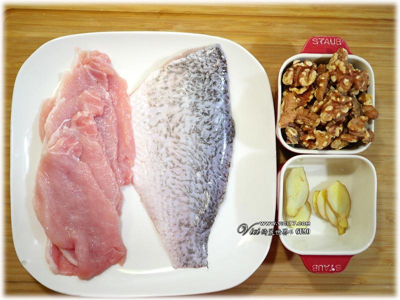 核桃魚片瘦肉湯009