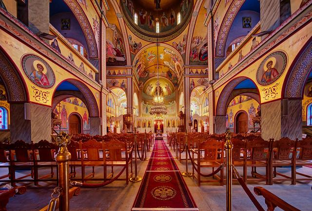 Esslingen, Mariä Verkündigung, orthodoxe Kirche