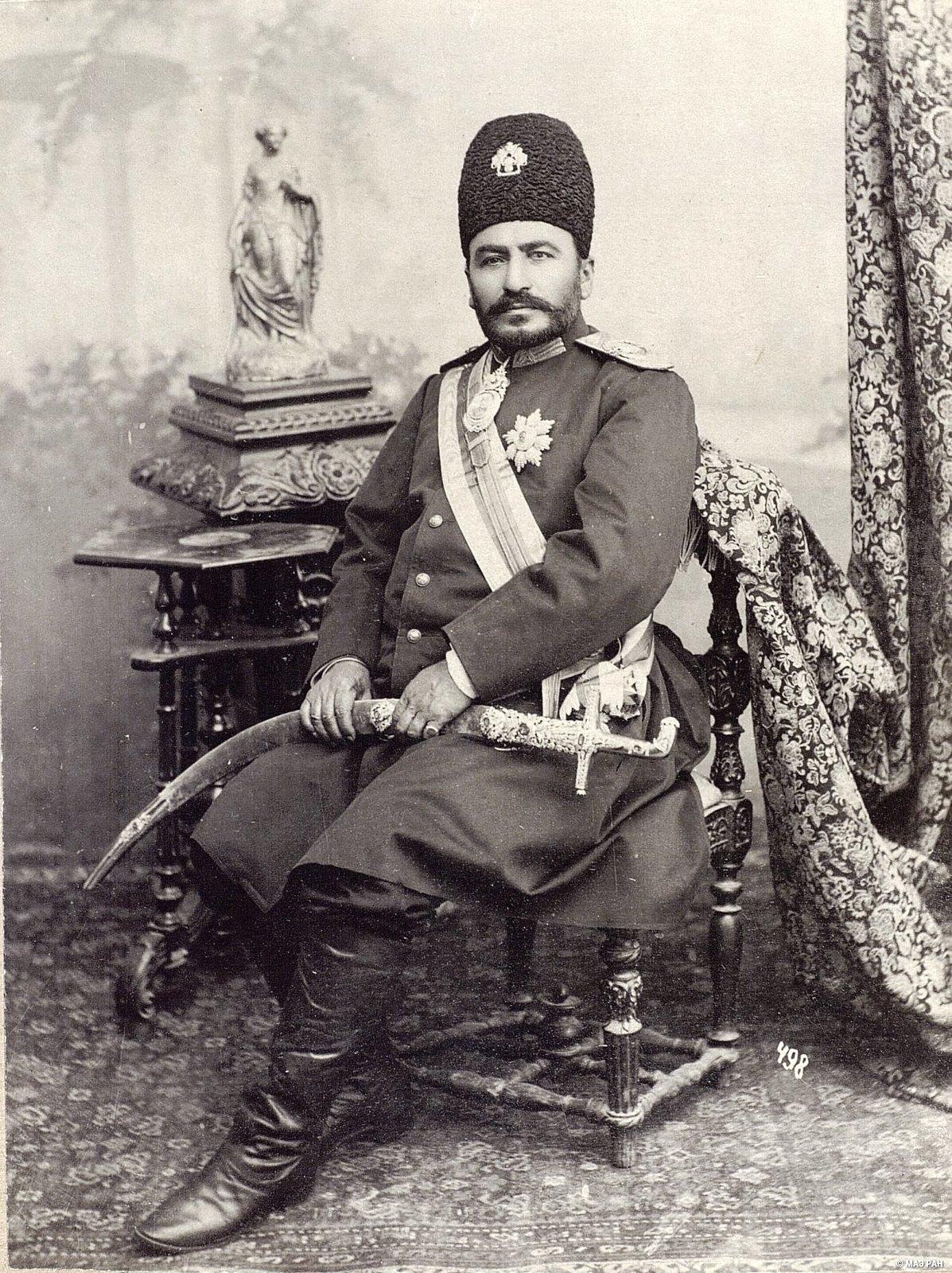 Искандер-хан Бахтияр