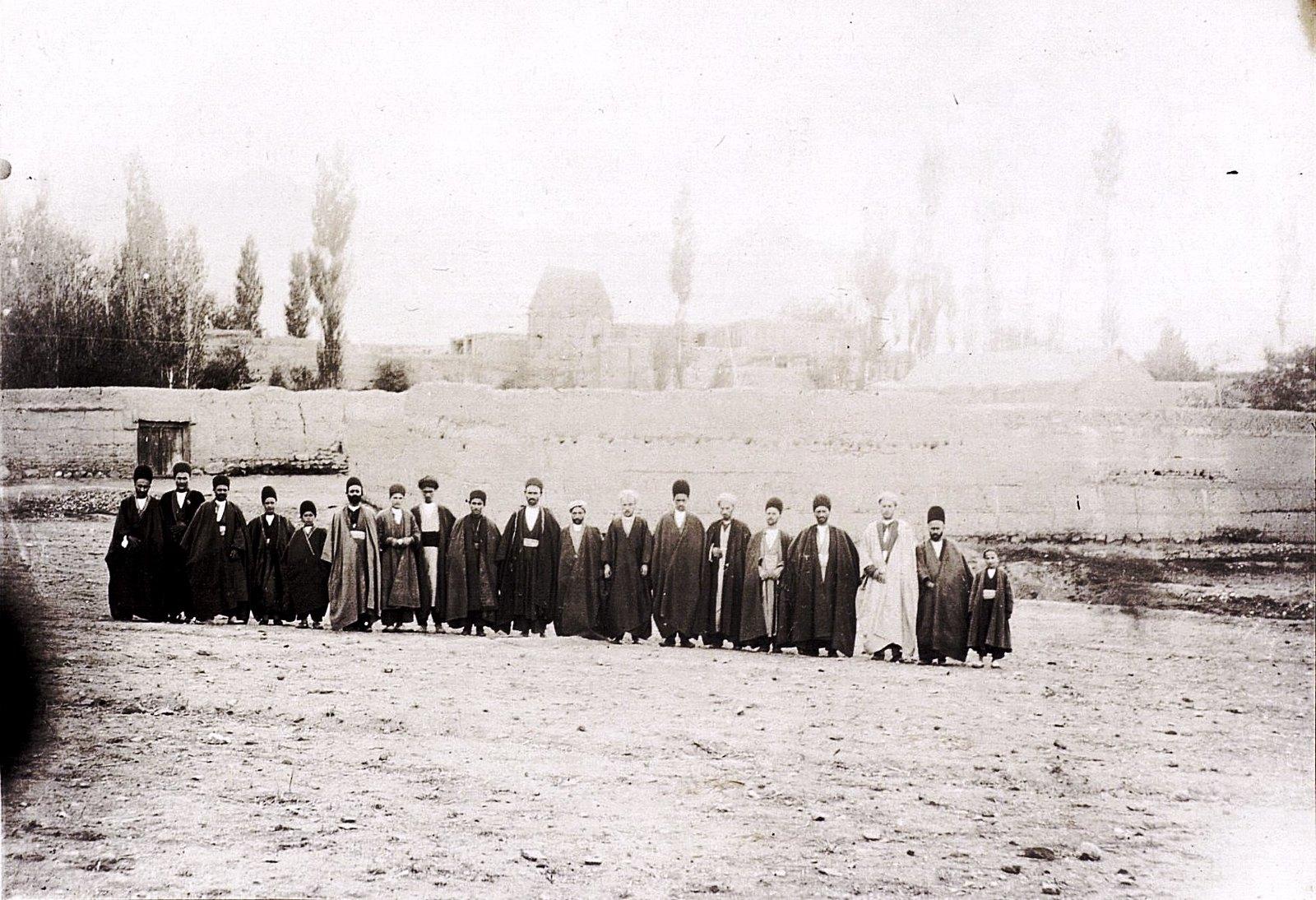 Жители Хамадана