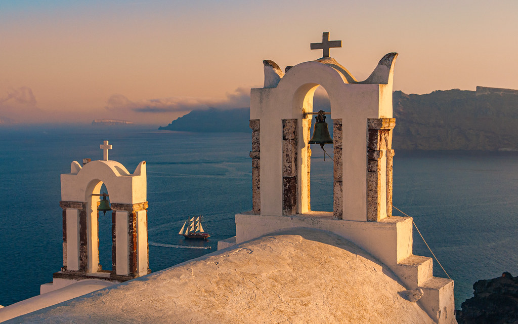 Oia Before Sunset